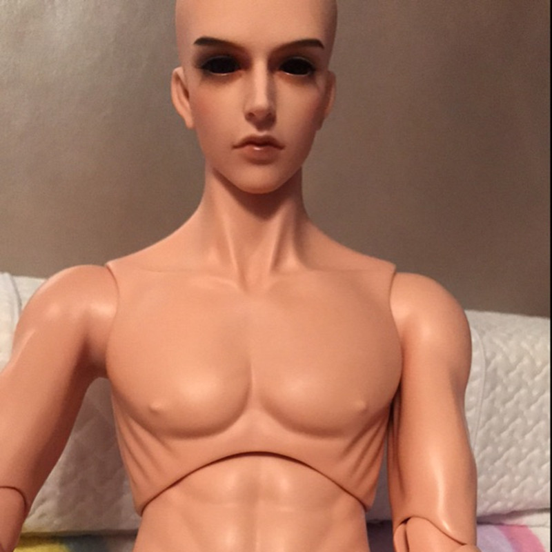 elix eric theo  man 1/3 bjd sd doll muscle joints doll high qualityelix eric theo  man 1/3 bjd sd doll muscle joints doll high quality