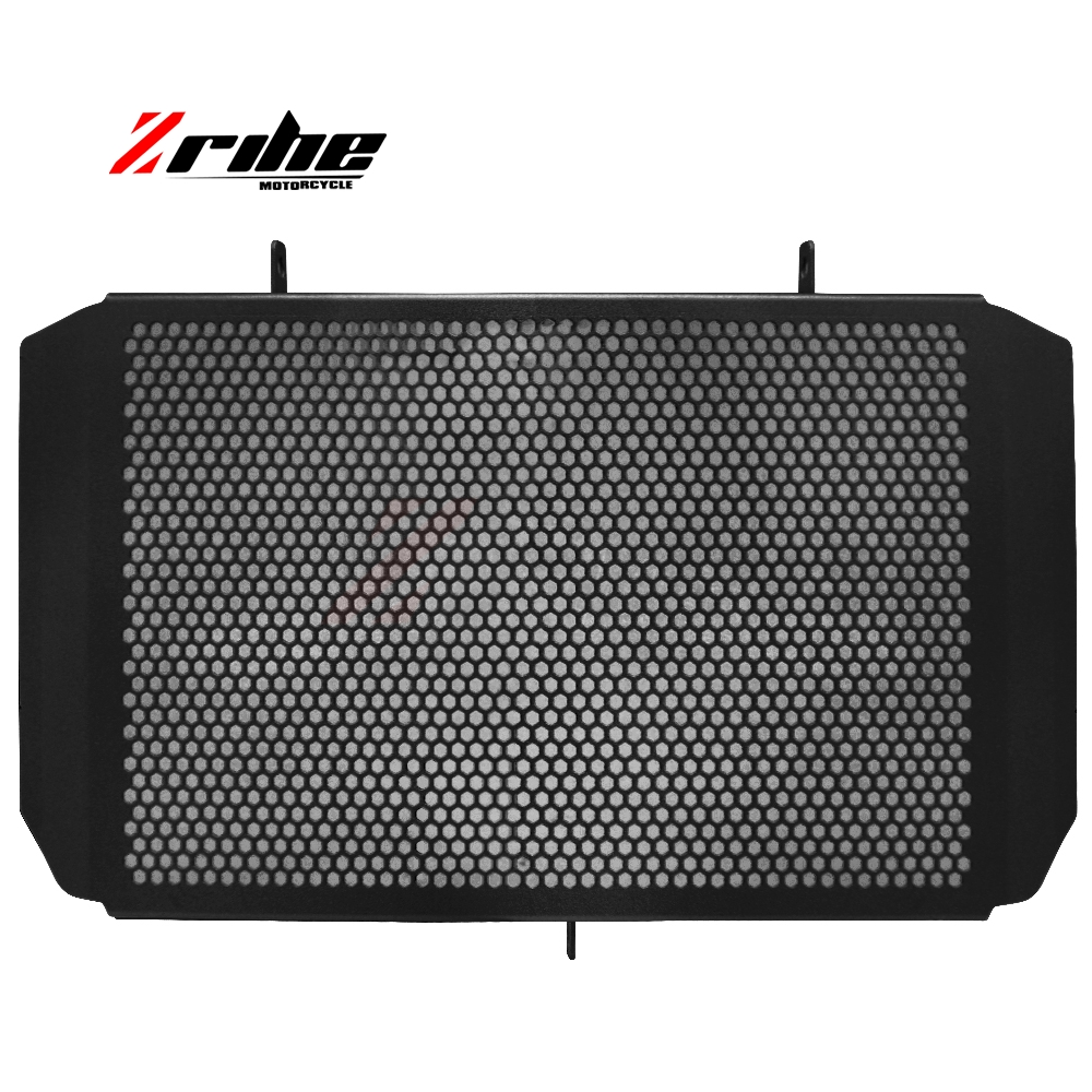 Motorcycle radiator guard protector grille grill cover protection for KAWASAKI z750 2007 2012 z800 2013 2017