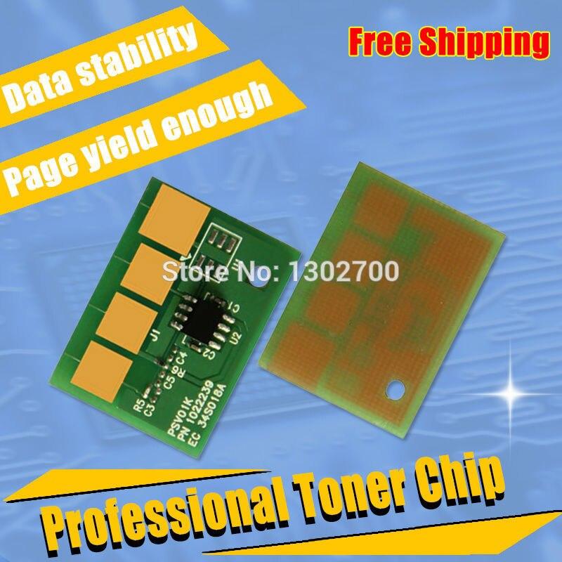 E260A11E E260A11P toner cartridge chip For lexmark e260 e260d e260dn 260  printer counter reset powder refill 3 5K Used globally