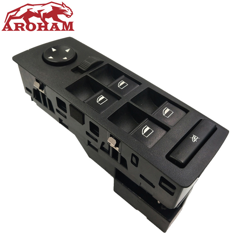 Free Shipping NEW For BMW E53 X5 Genuine Left Front Window Switch Assembly 61316962505 6962505 61