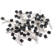 100pcs/lot 2N2222 to92 NPN transistor assorted kit 2N2222 TO 92 DIP transistor set 2n2222a power transistor 50V 0.8A