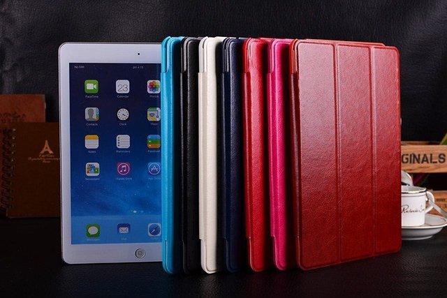 fashion 3 Fold Slim Smart Magnetic  Case Cover for Apple iPad Mini 2 mini 3