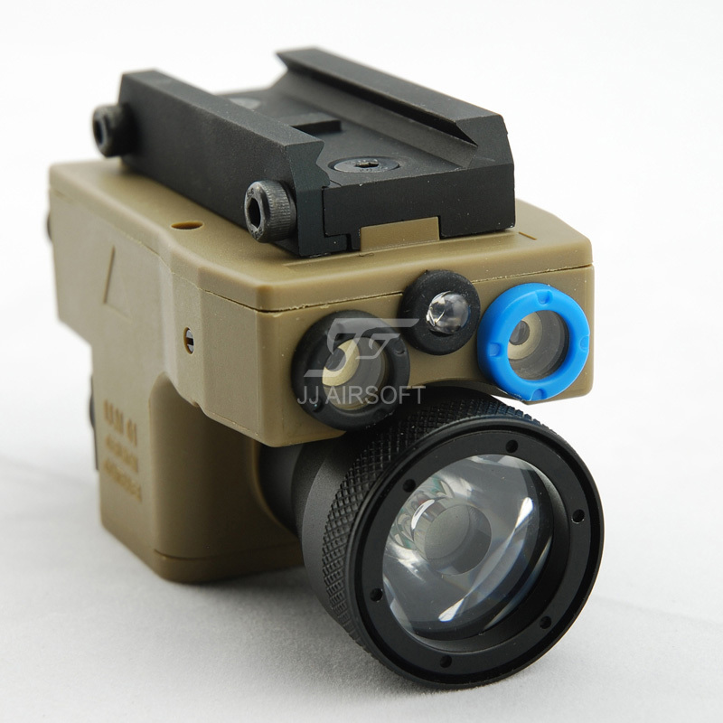 Element LLM01 (Tan) FREE SHIPPING (ePacket/HongKong Post Air Mail) element sf m600c scout light led weaponlight black free shipping epacket hongkong post air mail