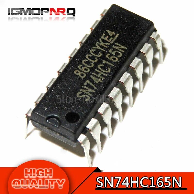 Free shipping 10pcs/lot 74HC165 74HC165N SN74HC165N DIP16 Co
