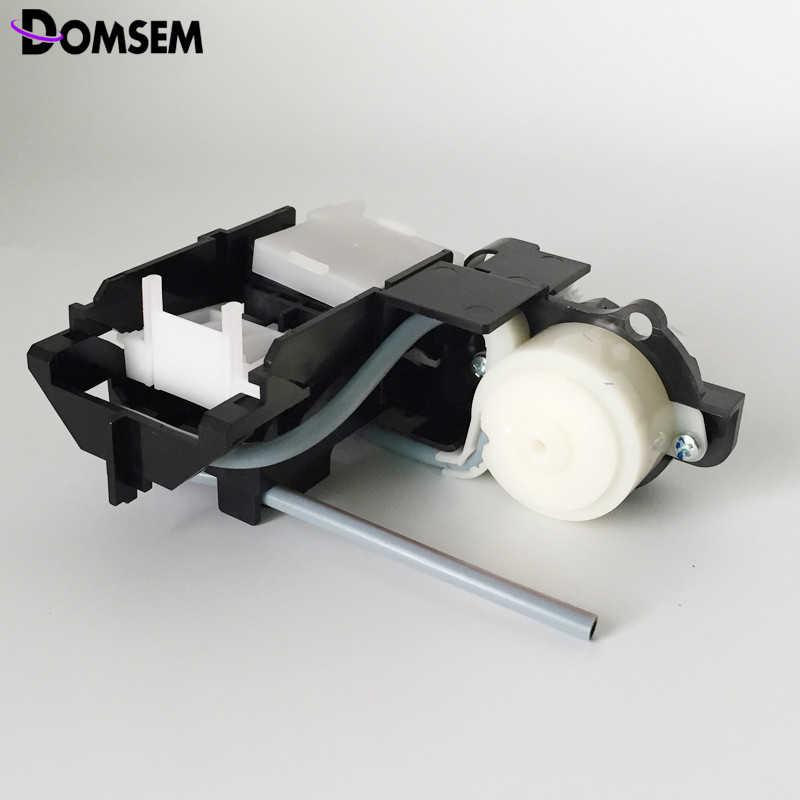 Recentes 2019 Bomba de Tinta Para Impressora Epson R330 L800 L801 DOMSEM 1390 Impressora UV Impressora plana UV Para A4 A3 Corrosão -Bomba resistente
