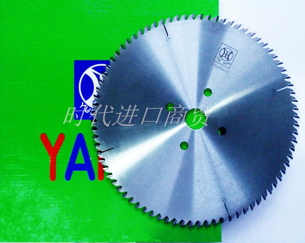 Yu Hong YUE HONG woodworking cutting and cutting series of alloy saw blades. vegetation hong 120