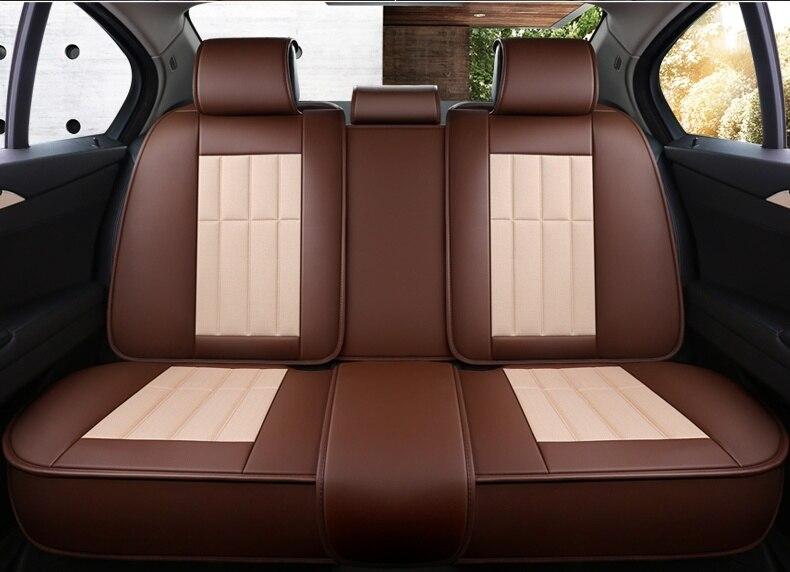 Hyundai i30 I 2007-2012 Tailored Measure Seat Covers Faux Leather
