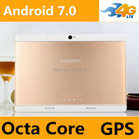 Android 7.0 Планшеты ПК 10 дюймов Dual SIM 3G WCDMA 4 г LTE ребенок Планшеты 10.1 4 ГБ Оперативная память 64 ГБ Встроенная память Поддержка Play Store