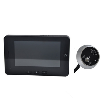 4.3 Inch Motion Detection Video Door Phone Peephole Viewer Support 32G TF Card