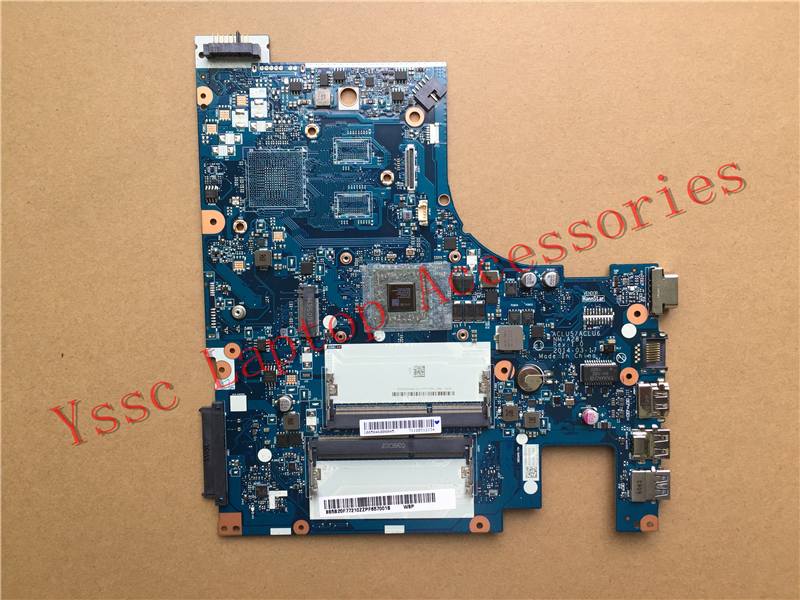 Free Shipping NEW For Lenovo G50 45 motherboard integrated NM A281 REV 1 0 CPU For