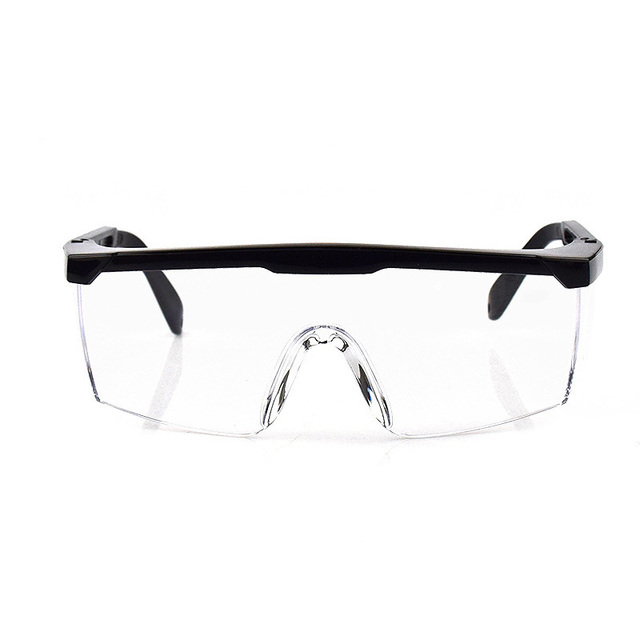 goggles anti sand high definition transparent lenses cycling glasses