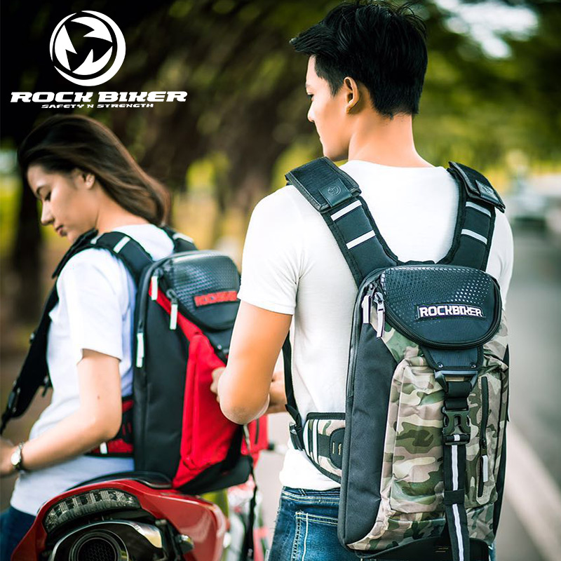 100 Waterproof Motorcycle Luggage Backpack Motocross Travel Bag Adult Shoulders Vest Bags Trouring Bolsa Motocicleta Enduro