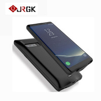 JRGK Battery Case For Samsung Galaxy Note 8 Battery Case 5500Mah Battery Charger Case Capa PowerBank