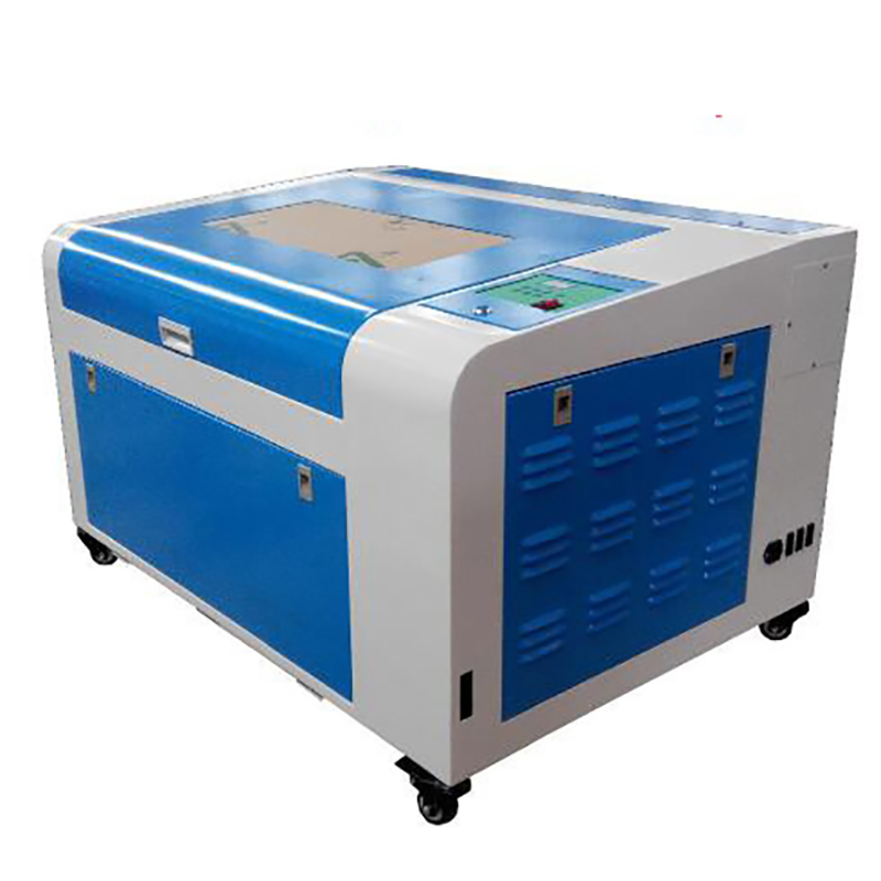 Factory Price CO2 Laser Engraving Machine With 50W Laser Tube Honey Comb 3050 Cutting Machine
