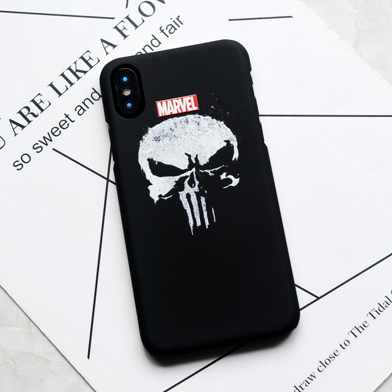 coque iphone 7 punisher
