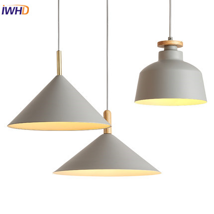 IWHD Iron Led Pendant Light Modern Fashion Restaurant Lamparas de techo colgante moderna Creative Beside Lamparas Home Lighting IWHD Iron Led Pendant Light Modern Fashion Restaurant Lamparas de techo colgante moderna Creative Beside Lamparas Home Lighting