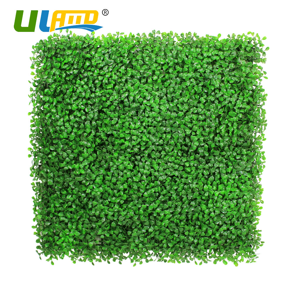 Online get cheap garden screening panels aliexpress alibaba uland synthetic plants panels artificial boxwood hedge plastic fence 50x50cmpc diy wall garden decor outdoor privacy screening baanklon Choice Image