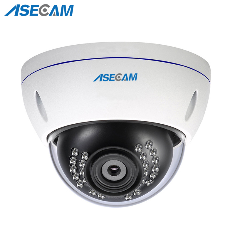 3MP HD 1080P IP Camera H.265 Security Home 2MP IMX323 indoor Explosion proof Metal Dome Waterproof cam CCTV Onvif P2P 48V POE