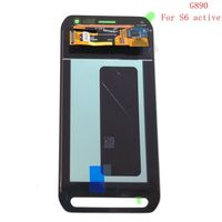 For Samsung Galaxy S6 Active G890 G890F (not for s6 ) Lcd Screen+display+Touch Glass Assembly Replacement Amoled