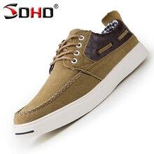 2016 Hot Sale Men Shoes Suede Leather High Quality Fashion font b Men s b font
