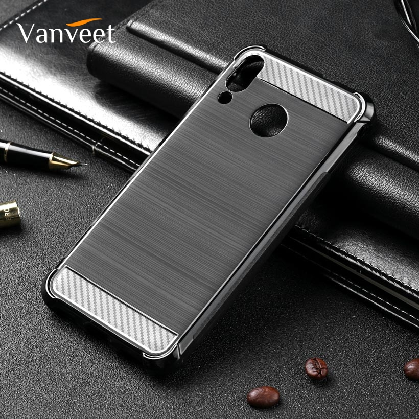Vanveet Silicone Cases For Asus Zenfone Max M1 Case Shockproof For Asus Zenfone Max M1 ZB555KL Case Back Cover Housing Bag Coque