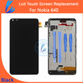 LL TRADER Black 100% Tested Touch Screen Replacement For Microsoft Nokia Lumia 640 LCD Display Digitizer Assembly Frame+Tools