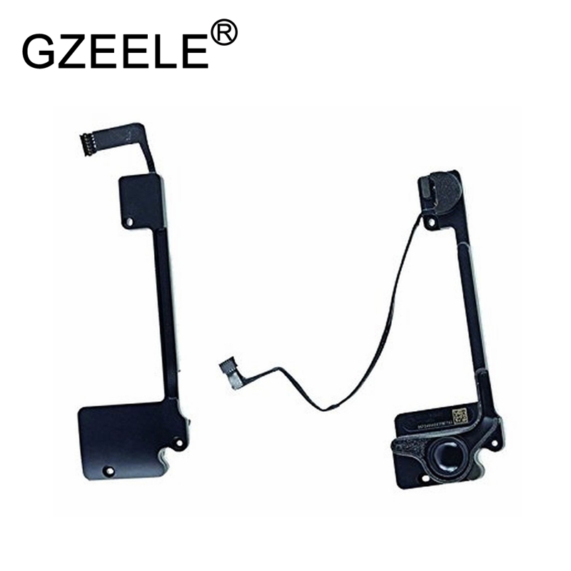 GZEELE New for Apple for Macbook Pro 13 Retina A1502 Built in Speaker Internal Late 2013