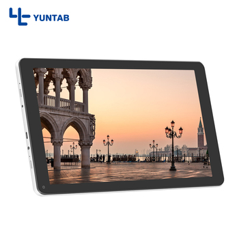 YUNTAB 2colors 10.1 Inch D102 Android 6.0 Tablet PC Quad Core with Dual Camera 0.3+2MP Bluetooth4.0 battery 5500mAh