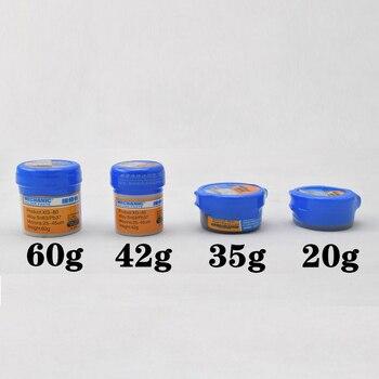 цена на Mechanic Solder Paste BGA SMD PCB Flux  Tin Cream Sn63/Pb37 XG-50 XG-30 XG-40 XG-80 Flux Repair Tool for Soldering Iron Fluxes
