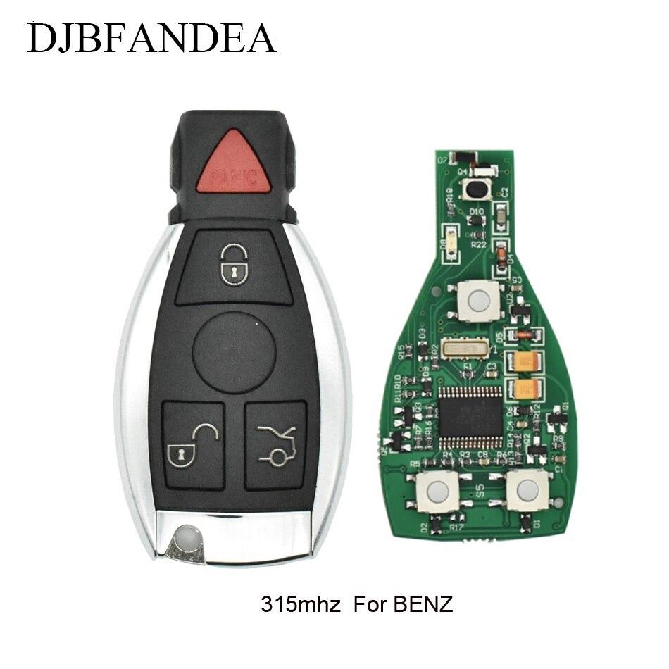 Car Power Master Window Switch For Mercedes W209 Clk320 Clk500 2003 Fuse Box Djbfandea 5pcs Lot 315mhz Smart Remote Key Benz W169 W245 W203 W208