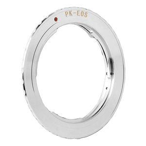 Image 1 - מתאם טבעת עבור Pentax K PK עדשה כדי Canon EOS EF הר 40D 50D 550D 60D 70D 600D 1000D 1100D t3i T2i DC129