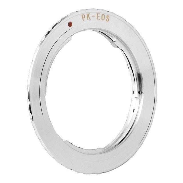 מתאם טבעת עבור Pentax K PK עדשה כדי Canon EOS EF הר 40D 50D 550D 60D 70D 600D 1000D 1100D t3i T2i DC129