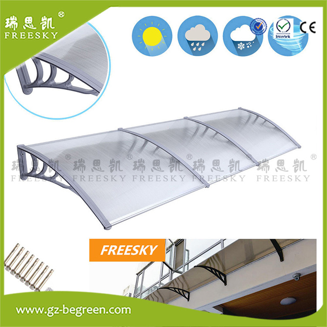 YP80300 80x100cm 80x200cm 80x300cm Outdoor Dooru0026Window Canopy Awning Porch  Sun Shade Shelter Patio Rain Cover