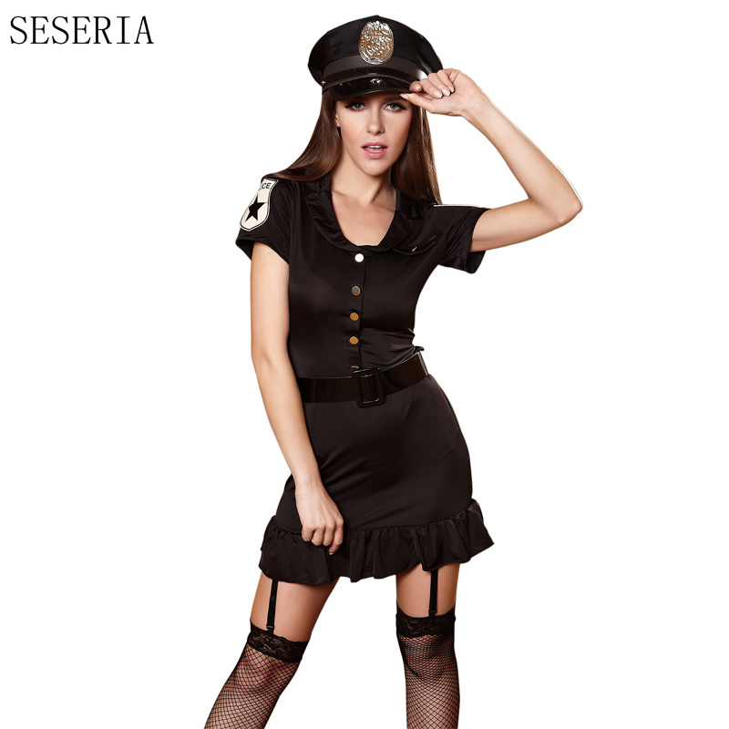 Cheap fancy dress police costumes