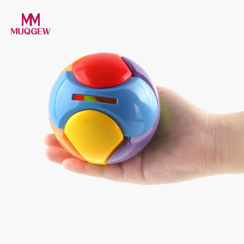 MUQGEW Puzzle Ball Coin Bank Piggy Bank puzzle kids toys 3d puzzles Game Saving Money Educational Toys Gifts