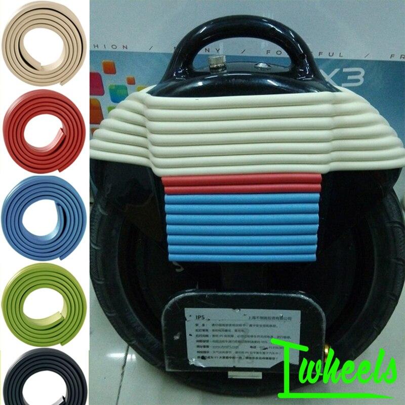Protetores de espuma de monociclo elétrico Ninebot Z10 GotWay Msuper X uma roda proteger almofadas de reposição scooter elétrica acessório