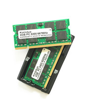 ddr2 ram 4gb 667 pc2 5300mhz so dimm notebook, memoria ram ddr2 800 6400mhz 533 4200mhz sdram 200PIN