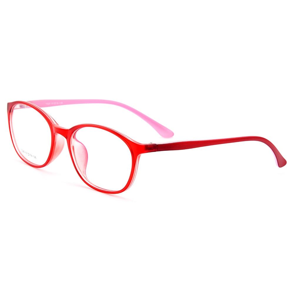 32d9ba0593 BAONONG New Arrival Chic Simple Design Ultralight TR90 Optical Eyeglasses  Full Rim Frames For Women s Prescription
