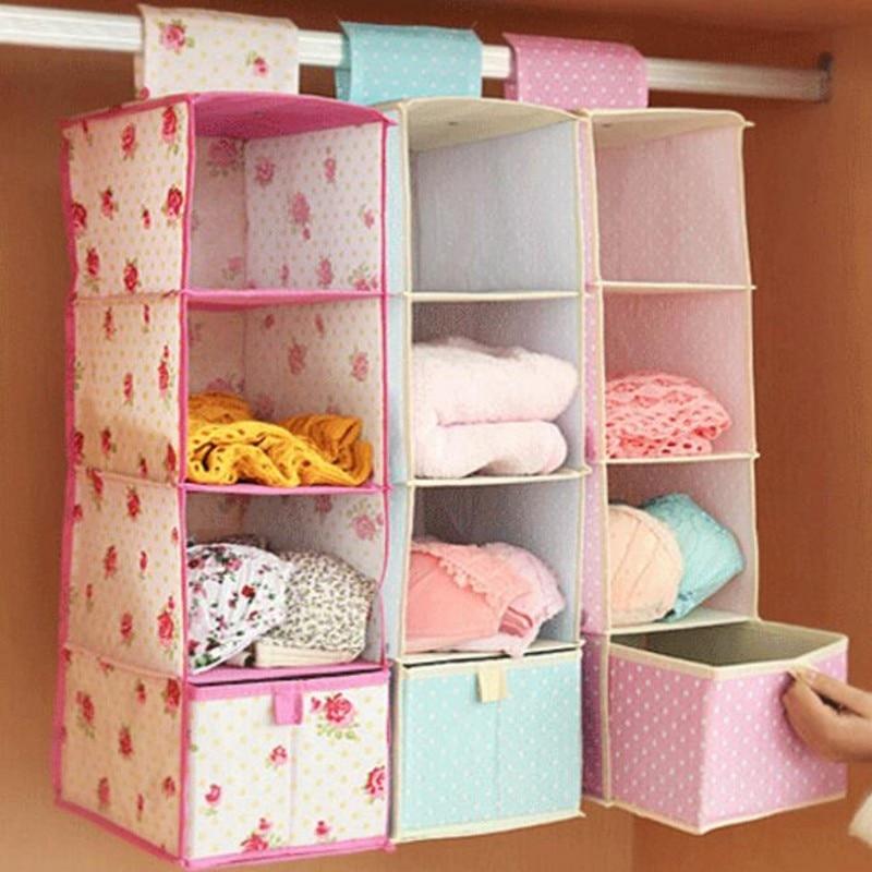 Creative Home Storage Organisation Große Kapazität Non-Woven - Home Storage und Organisation