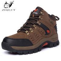 Men S Hiking Shoes Waterproof Outdoor Shoes 3 Colors Wearproof Boot Casual Women Shoes Top Quality