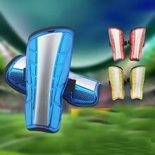 2 Pcs Professional Soccer Shin Guards shin Protection pads Football Training Leg Protector Sports Boxing Skate Shin Brace цена