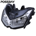 Motorcycle Front Headlight Case Lighthouseing For Kawasaki Z1000 2010 2011 2012 2013 Lamp Lighting Headlamp Case Housing Cover