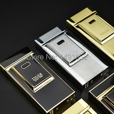 Originality Metal windproof electronic lighter USB Rechargeable New Electric Arc Cigarette E smoking cigarette lighter Cute