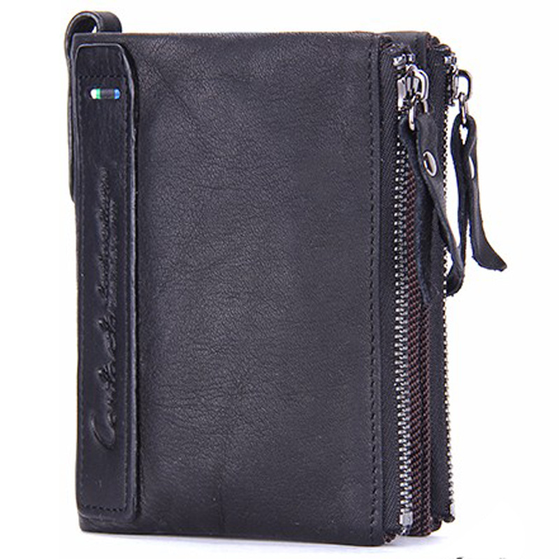 Hot Sale Purse Brand Men Wallets Short Men Purse Wallet Male Clutch Genuine  Leather Wallet Men Business Male Wallet Coin Purse 0684703d4b8aa