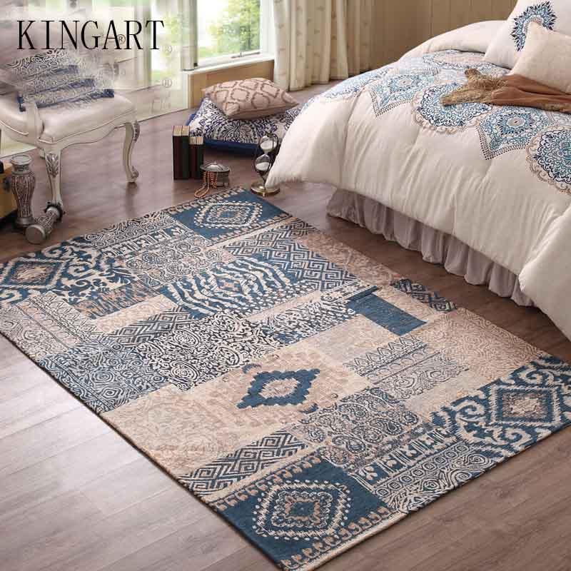 Kingart Big Weiche Wasser Waschen Carpet Dicken Boden Decke Yoga Matte Schlafzimmer Kinderzimmer Teppich Und Teppiche