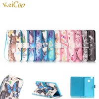 Bling 3D Cute Mobile Cases For SAMSUNG Galaxy Win2 Duos TV Book Flip Covers Wallet Card