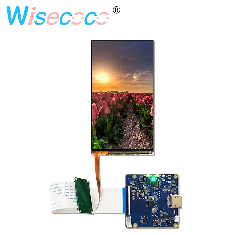 5.9 inch full HD 1080p 1080 * 1920 IPS LCD panel display with HDMI to MIPI driver board, LS059T1SX015.9 inch full HD 1080p 1080 * 1920 IPS LCD panel display with HDMI to MIPI driver board, LS059T1SX01