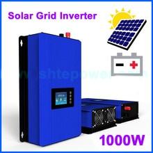 Inversor de conexión a red de 1000W, paneles solares, batería, sistema de PV de potencia para el hogar, Sun 1000G2 CC 22 65V 45 90V AC 90V 130V 190V 260V