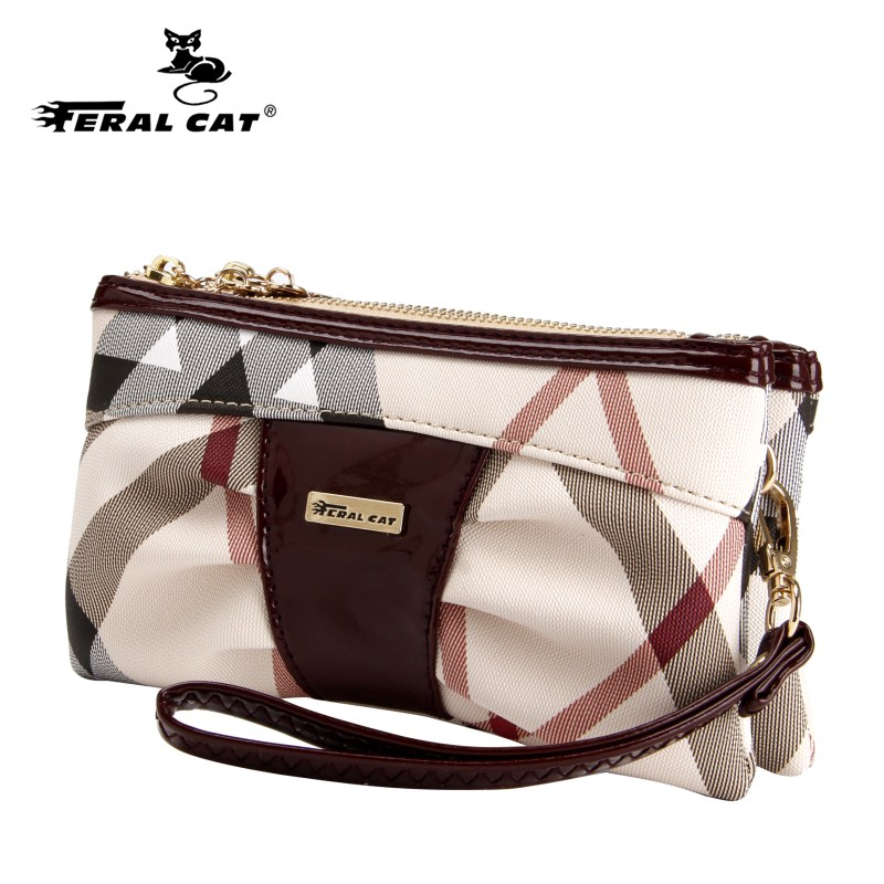 FERAL CAT purse Pattern Crossbody Bags For Women 2019 PVC Leather Purses and Handbags New Designer Ladies Shoulder Messenger Bag