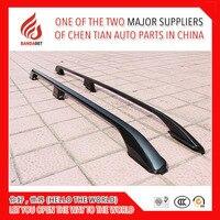 1 Pair Aluminium Alloy screw install side rail bar roof rack for Land Cruiser LC100 FJ100 1998 99 2000 01 2002 2003 04 05 06 07